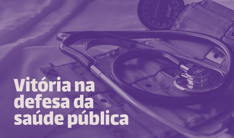 Decisão da Justiça barra terceirização da saúde em Porto Alegre