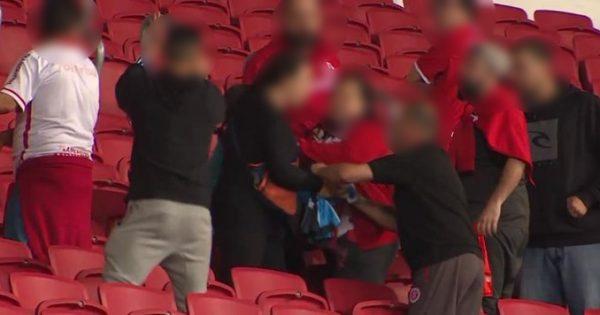 A cultura de violência no futebol é uma praga a ser combatida