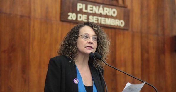 Luciana Genro solicita quebra de sigilo sobre investigação do TCE envolvendo deputados