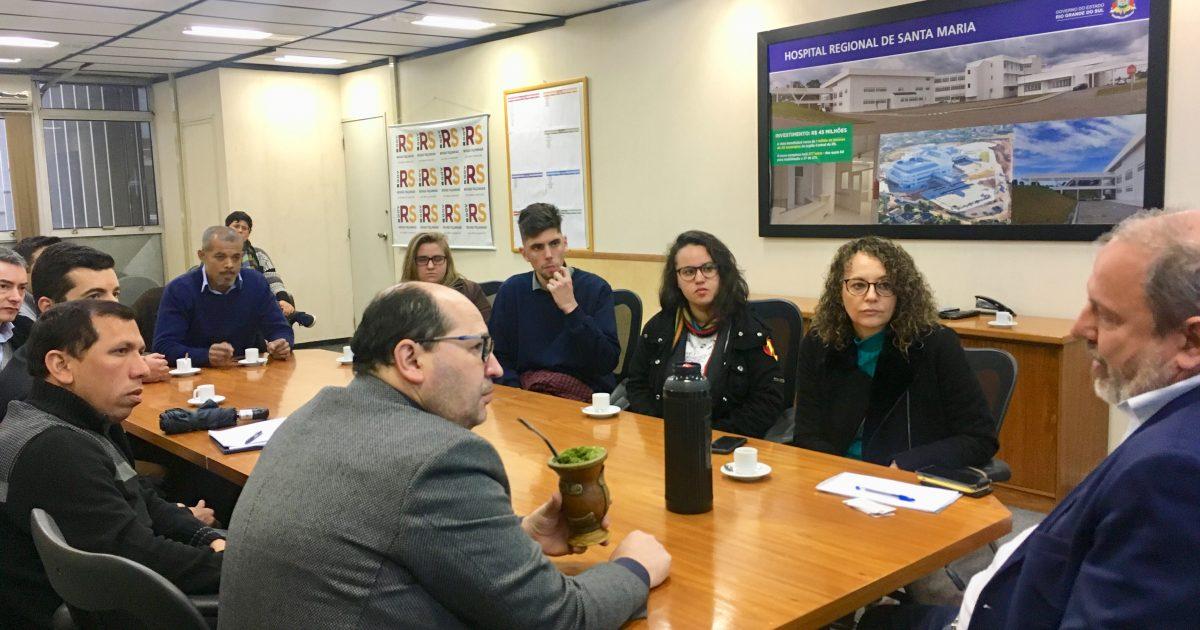 Regularização das áreas foi solicitação em reunião entre moradores, deputados e secretário estadual | Foto: Juliana Almeida