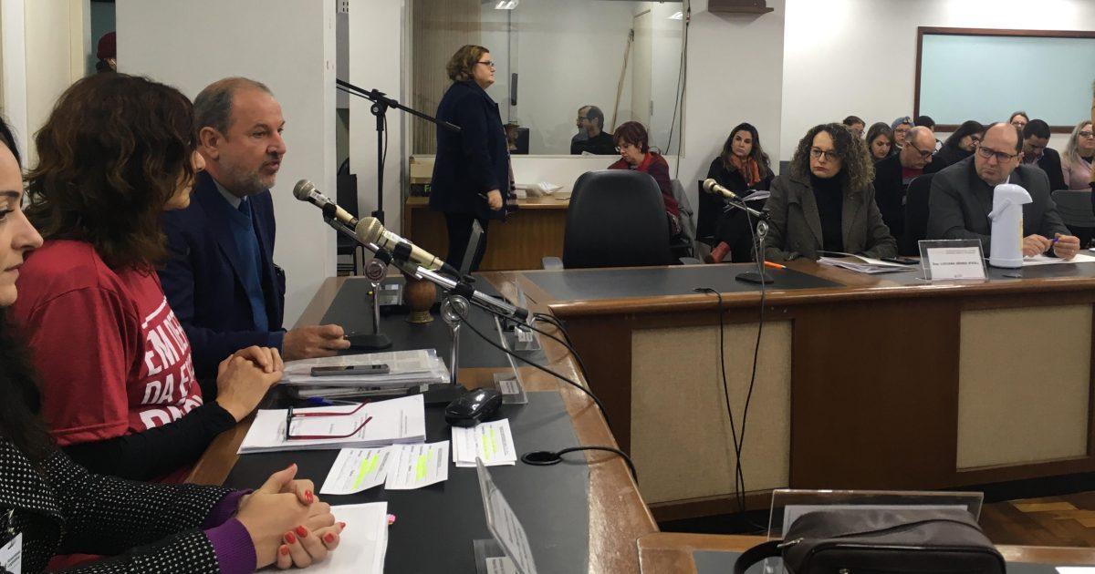 Reunião da Comissão de Educação debateu atraso de obras em escolas