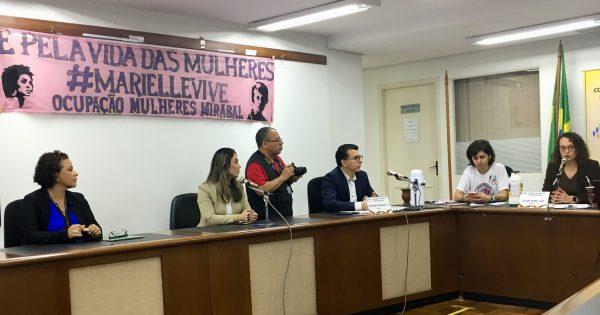 Carta com exigências de investimento no atendimento a mulheres vítimas de violência será entregue a Leite e Marchezan