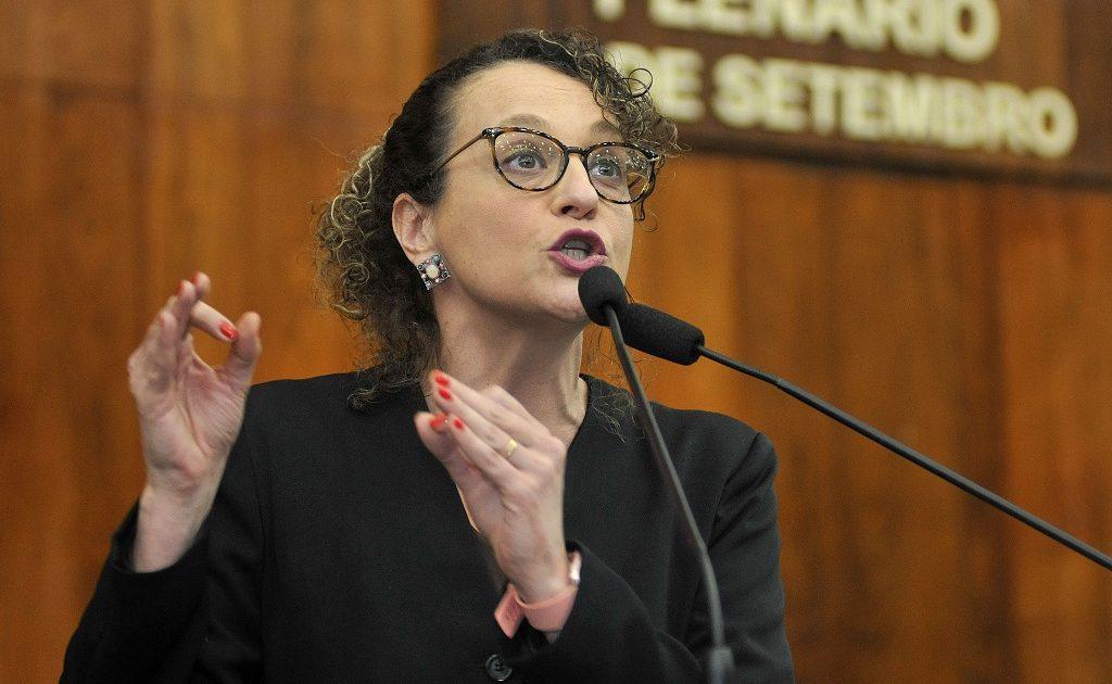 O Projeto de Lei 21/2019, da deputada Luciana Genro (PSOL), foi aprovado por 28 votos favoráveis contra 15 votos contrários. Foto: Celso Bender