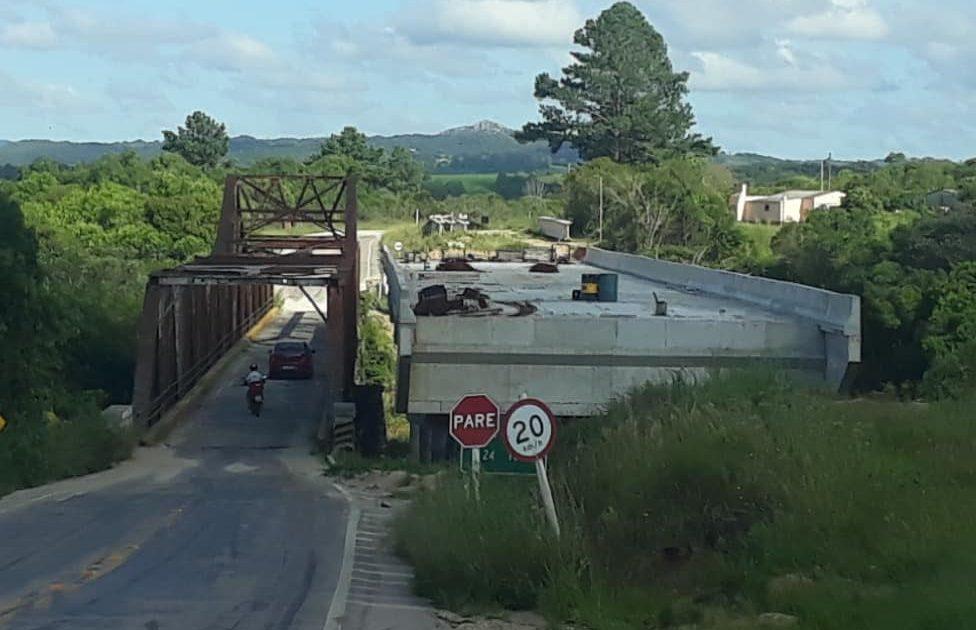 Obras da Ponte do Costa estão 80% concluídas