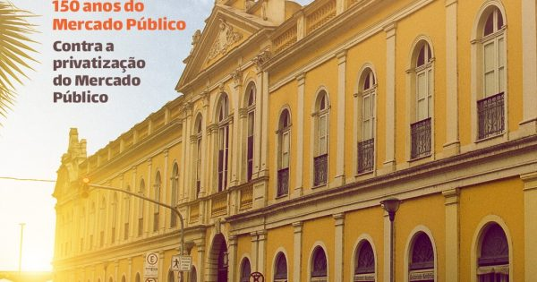 150 anos do Mercado Público de Porto Alegre