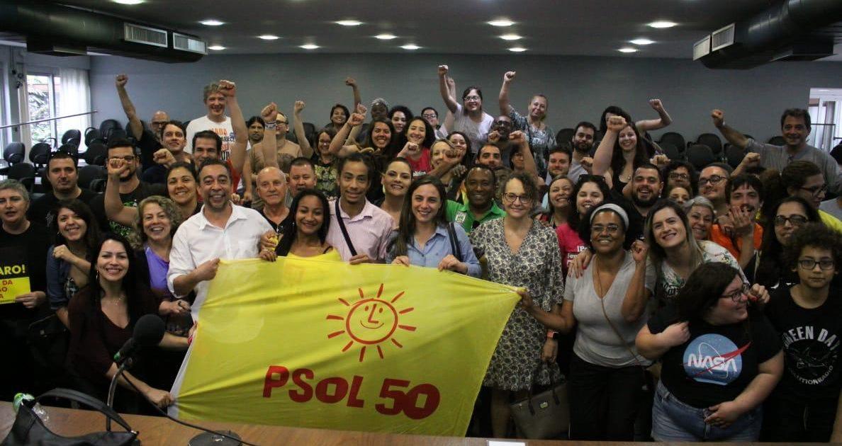Executiva do PSOL indicou nome de Fernanda na disputa municipal. | Foto: Hugo Scotte