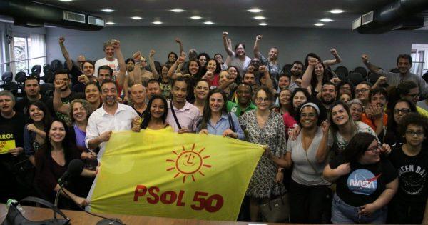 PSOL oficializa Fernanda Melchionna como pré-candidata à prefeitura de Porto Alegre
