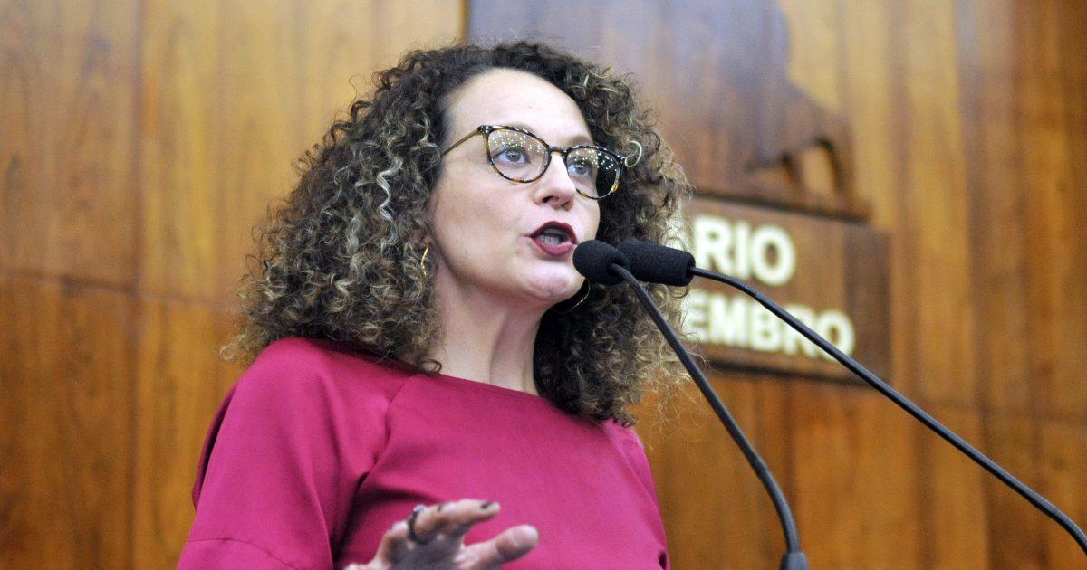 Deputada Luciana Genro (PSOL) | Foto:  André Lisbôa, ALRS