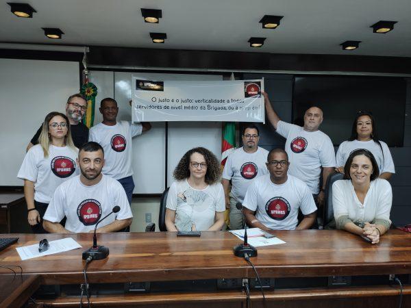 Luciana Genro fará audiência pública para debater impactos do pacote nas carreiras de nível médio da Brigada Militar | Foto: Samir Oliveira