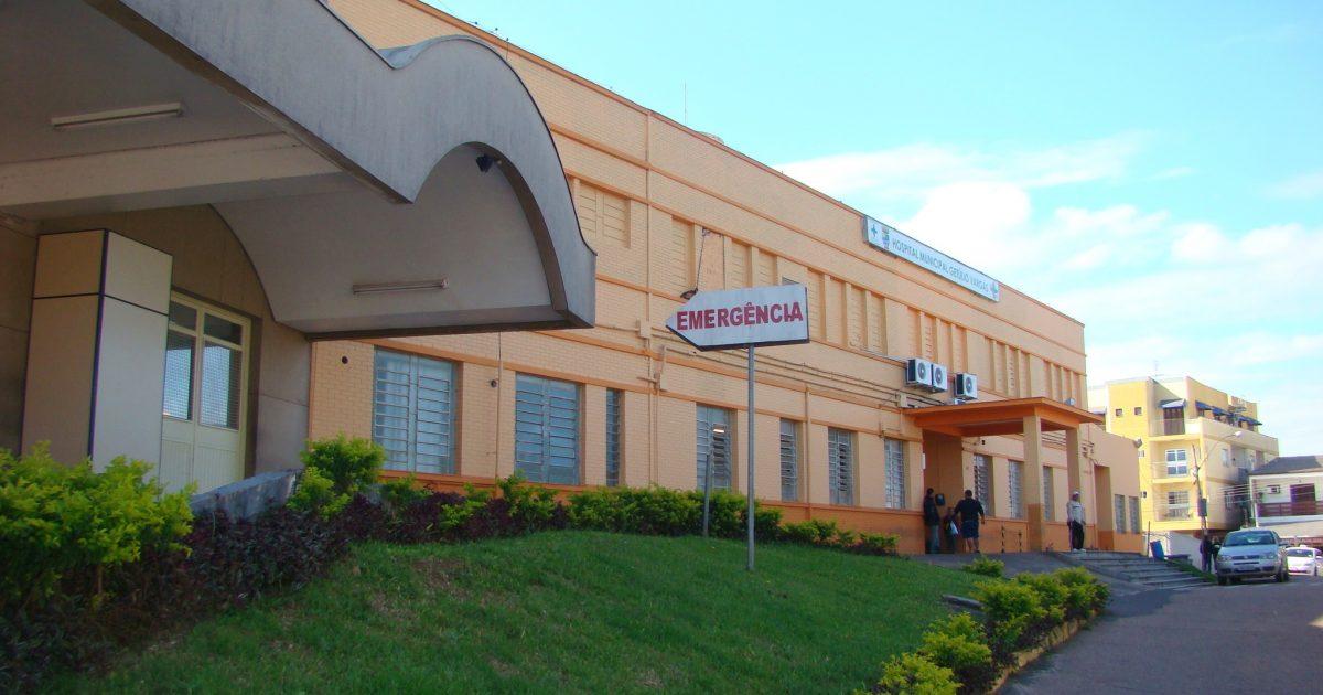 Fundação Hospitalar Getúlio Vargas, em Sapucaia do Sul