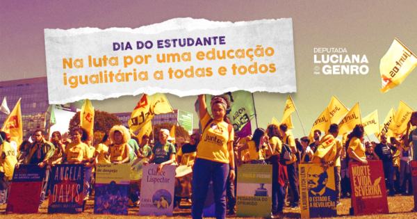 Carta dos estudantes secundaristas ao governador Eduardo Leite