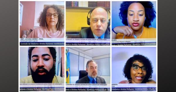 PF investiga ataques racistas em aulas virtuais de universidades e institutos federais no RS