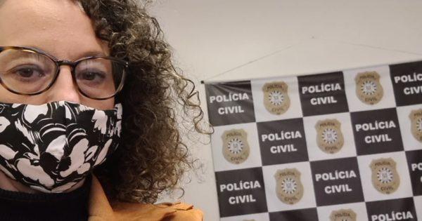 Polícia indicia mulher que divulgou endereço e incitou invasão da casa de Luciana Genro em post no Facebook