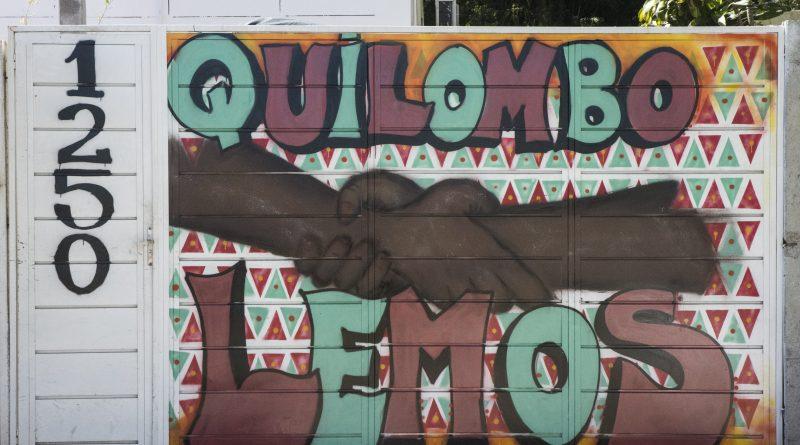 Quilombo Lemos fica localizado na Zona Sul de Porto Alegre