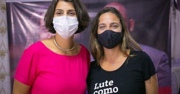 PSOL apoia Manuela D'Àvila no segundo turno das eleições em Porto Alegre