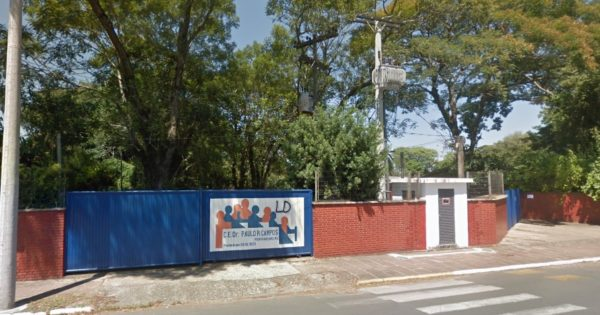 Luciana Genro cobra segurança para escola de Montenegro