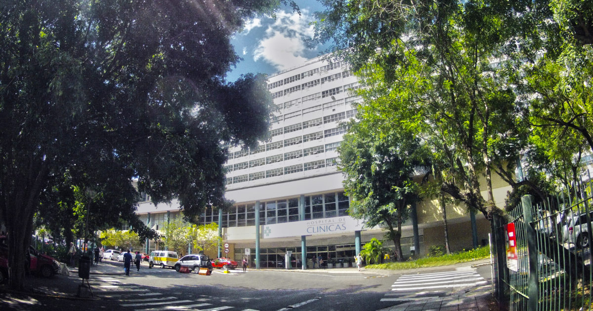 Foto: Reprodução/ Hospital de Clínicas de Porto Alegre
