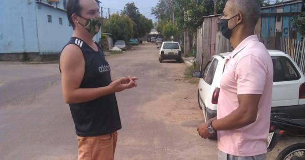Luciana Genro solicita reunião com a Corsan para tratar de falta de água em Cachoeirinha