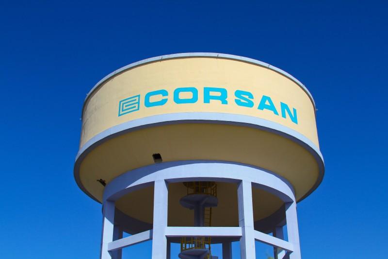 Foto: Corsan