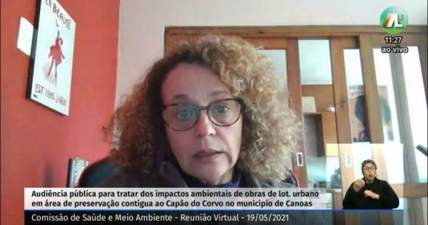 Audiência pública proposta por Luciana Genro debate área de preservação ambiental em Canoas