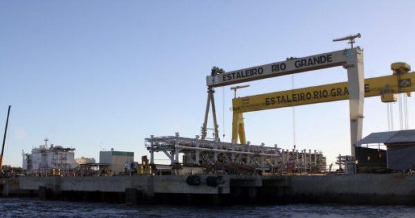 Metalúrgicos de Rio Grande e São José do Norte reivindicam investimentos em portos do Sul