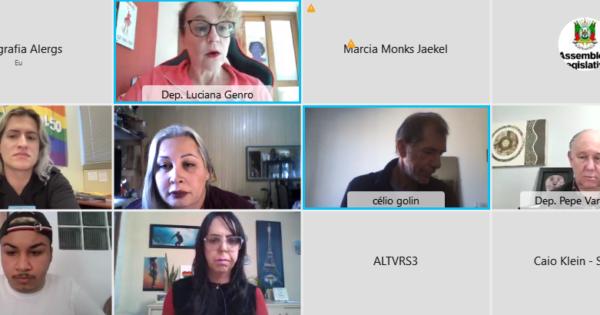 Discriminação contra vereadoras trans é tema de audiência promovida por Luciana Genro