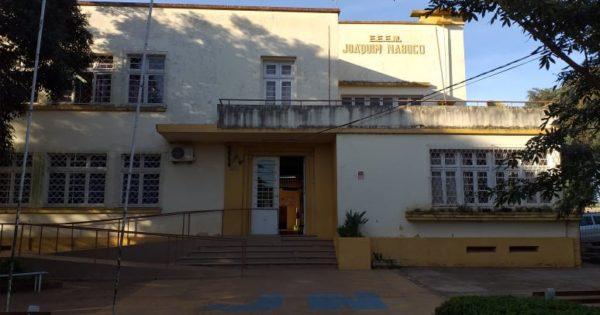 Comunidade escolar se mobiliza contra possível fechamento da EEEM Joaquim Nabuco, em Tupanciretã