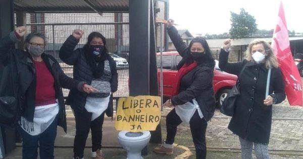 Luciana Genro solicita audiência pública sobre restrição a banheiros na indústria calçadista