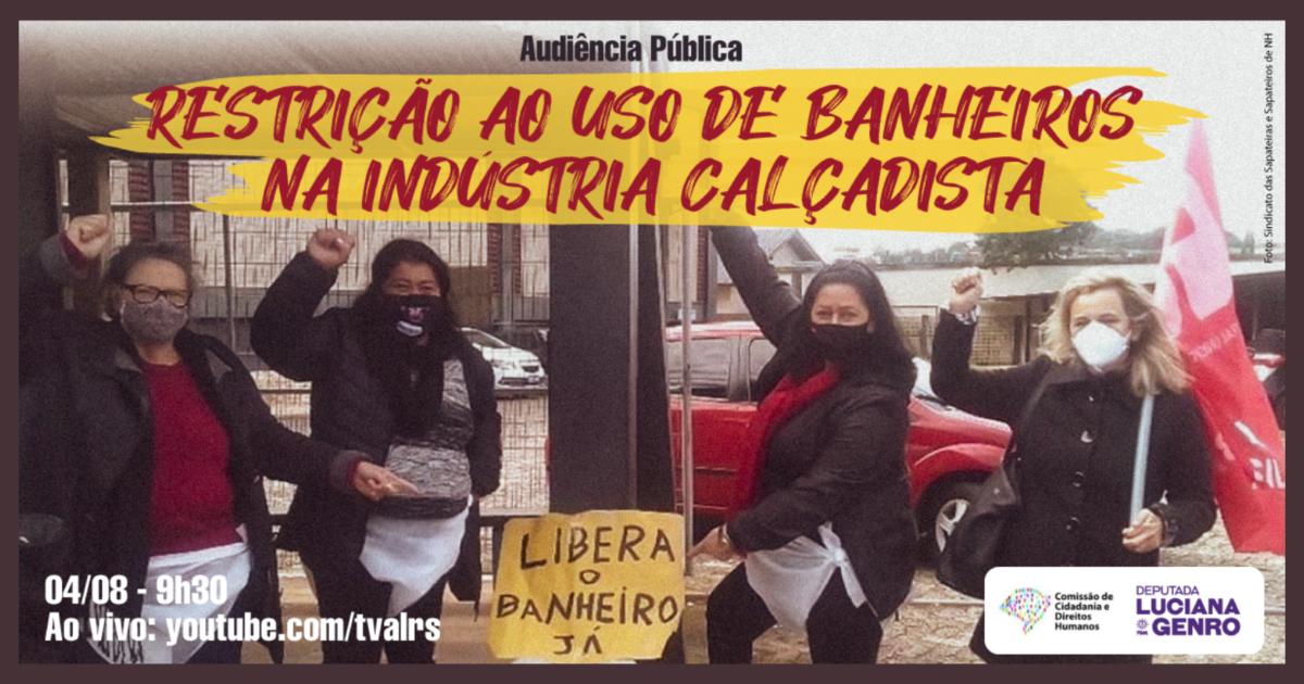 Foto: Sindicato dos Sapateiros e Sapateiras de NH