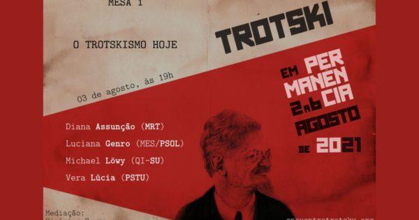 Luciana Genro é painelista em encontro internacional sobre Leon Trotsky