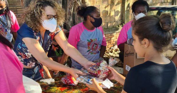Luciana Genro reforça solidariedade na pandemia