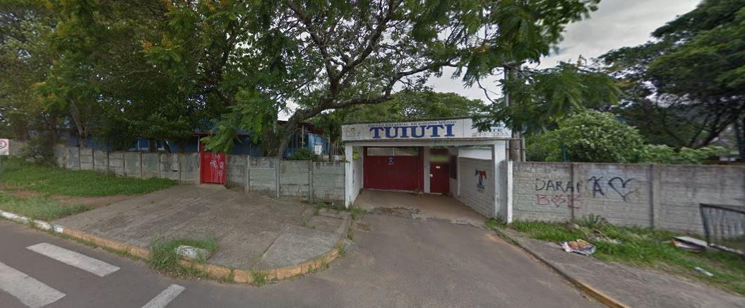 Escola é uma das maiores e mais tradicionais de Gravataí. Foto: Google Street View.
